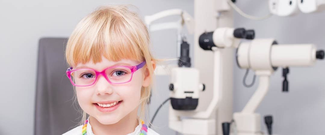 Pediatric Optometry